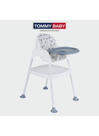 Tommy Baby 2020 Ergocha Mama Sandalyesi,Pedli Çocuk Çalışma Masası Gri